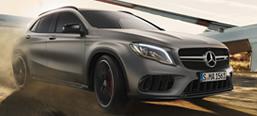 Mercedes-AMG GLA 45 G