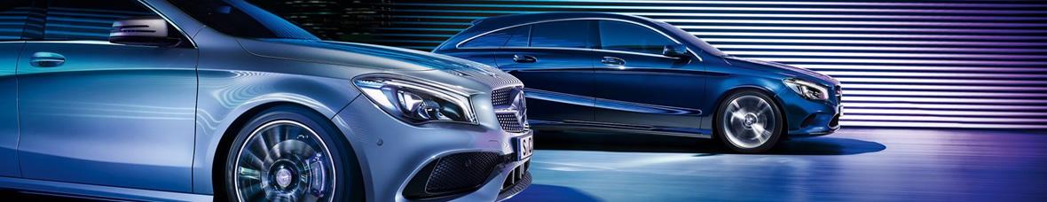 Mercedes-Benz CLA - Seguridad
