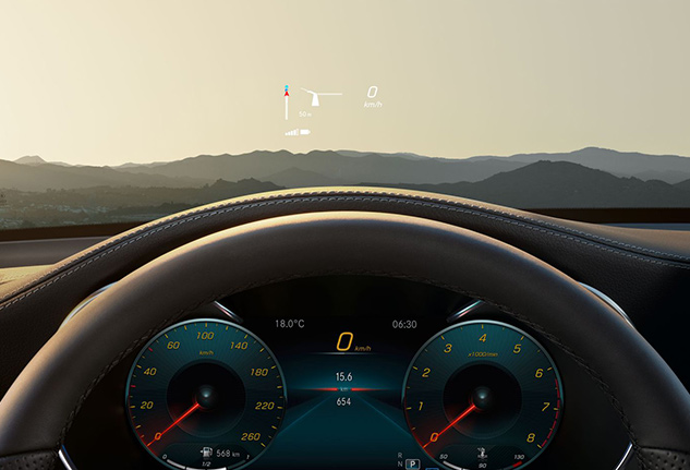 GLC - Head-up Display