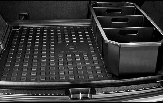 Caja portaobjetos | Accesorios Originales Mercedes-Benz
