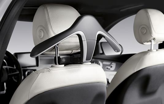 Percha para ropa, Paquete Style & Travel | Accesorios Originales Mercedes-Benz