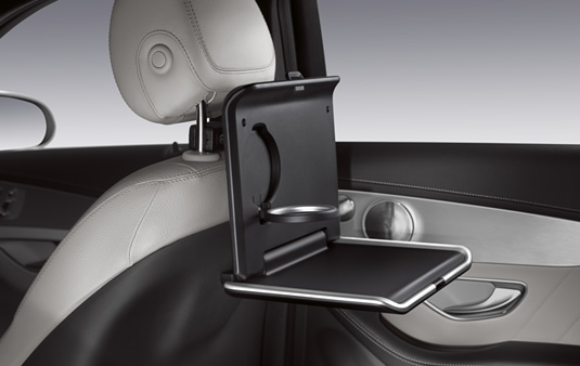 Soporte básico, Paquete Style & Travel | Accesorios Originales Mercedes-Benz