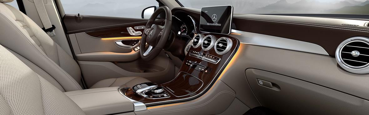 El nuevo GLC Híbrido | Interior