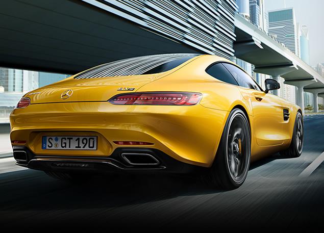 El AMG GT
