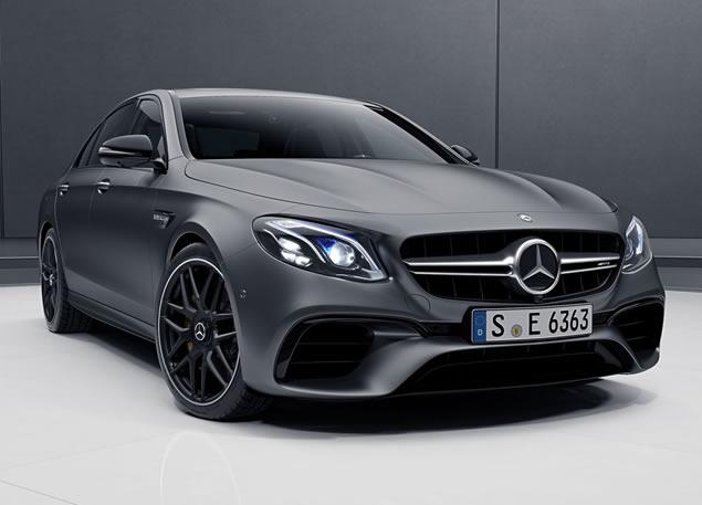 Nuevo Mercedes-AMG E 63S