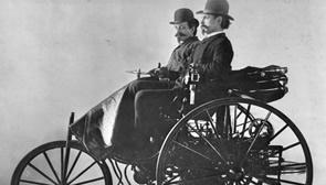 Hace 132 años nacía el primer automóvil