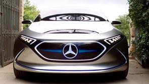 EQA: la próxima generación de autos eléctricos Mercedes-Benz