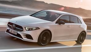 Mercedes Benz Clase A es el auto del año