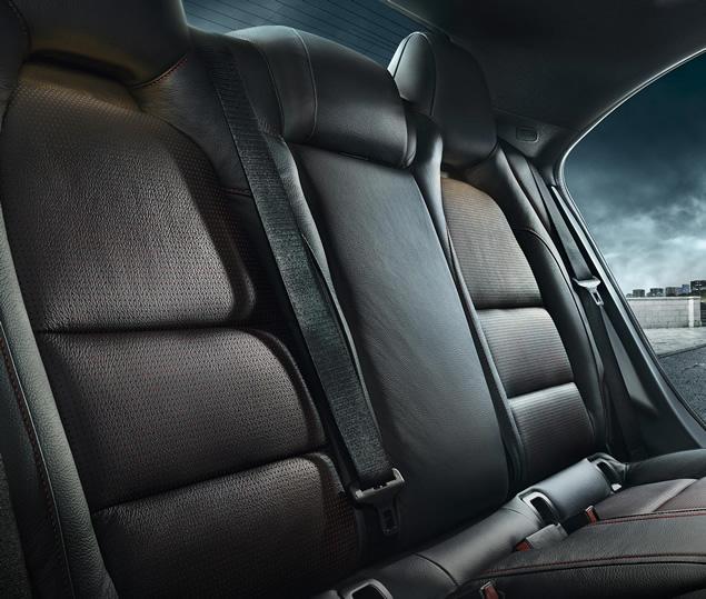 Mercedes-Benz CLA - Confort