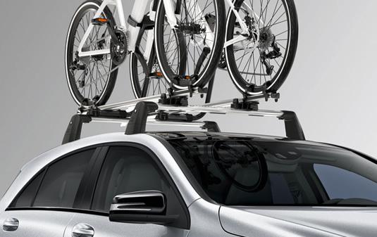 Portabicicletas | Accesorios Originales Mercedes-Benz