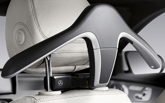Percha para ropa | Accesorios Originales Mercedes-Benz