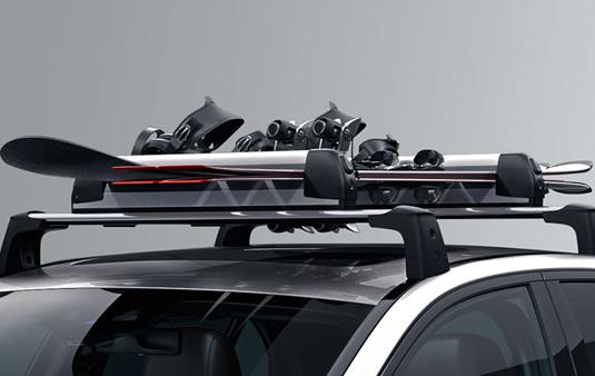 Porta Esquíes Confort | Accesorios Originales Mercedes-Benz