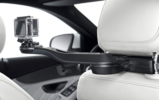 Soporte para ActionCam (GoPro) | Accesorios Originales Mercedes-Benz