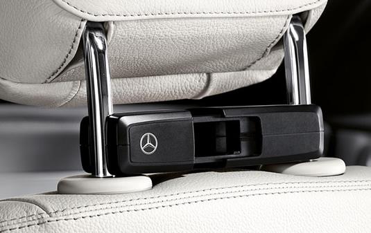 Soporte Básico Style & Travel | Accesorios Originales Mercedes-Benz