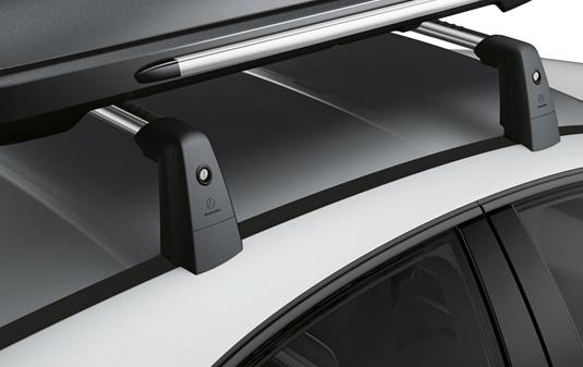 Soporte Básico Techo | Accesorios Originales Mercedes-Benz