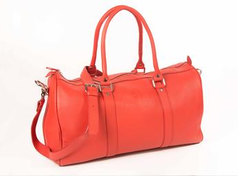 Bolso de Cuero Rojo | Mercedes-Benz Boutique
