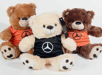 Oso Peluche | Mercedes-Benz Boutique