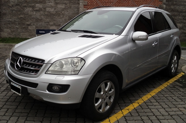 ML 320 CDI 4MATIC