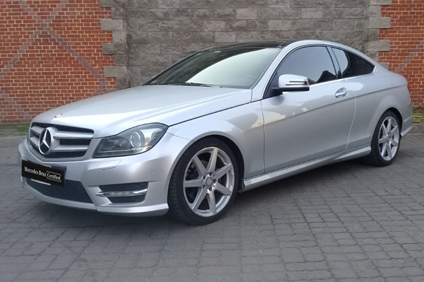 C250 Sport Coupe