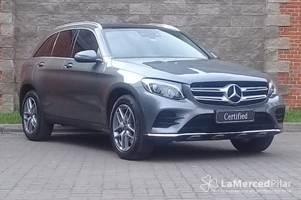 GLC 300 4MATIC AMG Line