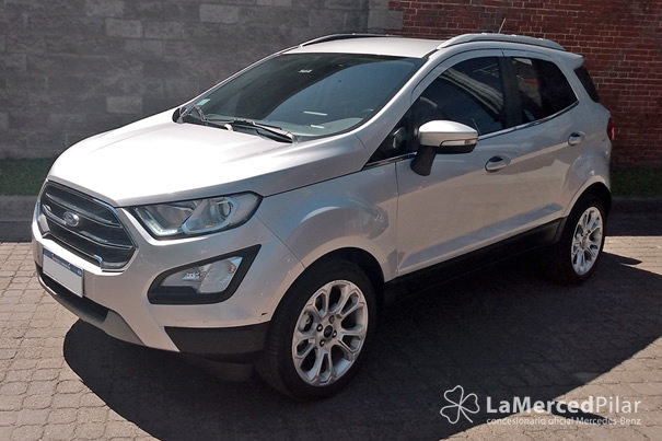 Ford EcoSport Titanium 1.5 AT N