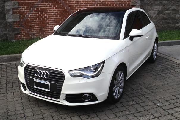 Audi A1 1.4T FSI