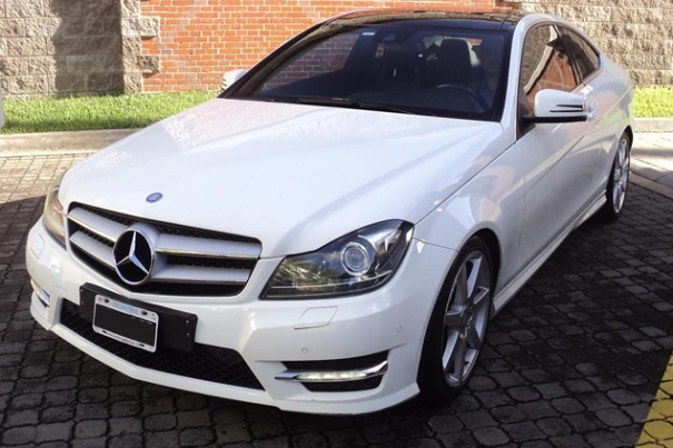C250 COUPE